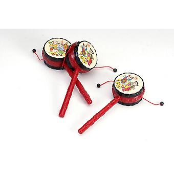 1pcs Rattled Drums Sets Baby Drum Hammer Rattle / Kids Voice For Fun China
