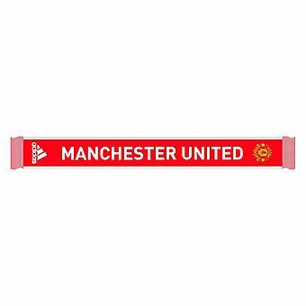 2020-2021 Man Utd Adidas 3S šátek (červená)