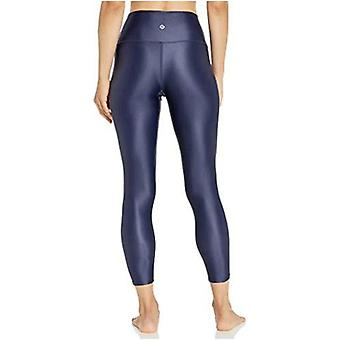 Core 10 Women's Standard Icon Series Liquid High Waist Yoga 7/8 Crop Legging,...