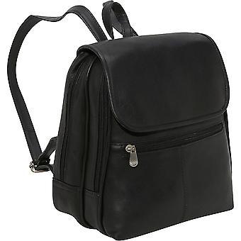 Mult Compt Organizer Back Pack - 351-Bl