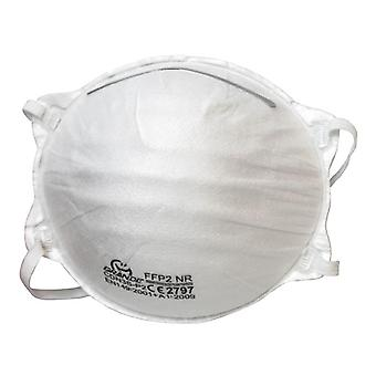 Scan Moulded Disposable Mask FFP2 NR (Pack 3) CDN3S-P2