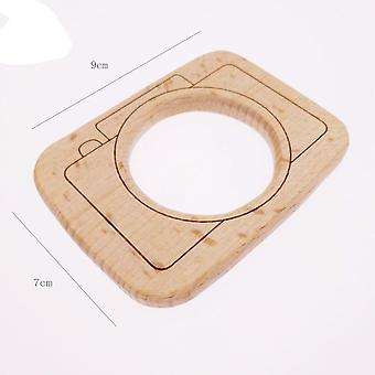 Wooden, Fashion Camera - Montessori Toy