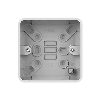 Schneider Electric GGBL9125S LWM 25mm 1 Gang Surface Pattress Box