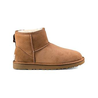 UGG - Shoes - Ankle boots - CLASSIC_MINI_II_1016222_CHSNT - Ladies - sienna - 37
