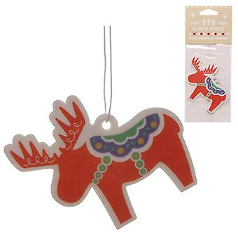 Scandi Moose Forest Scented Air Freshener X 1 Pack