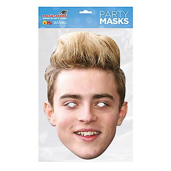 Mask-arade Jedward Party Mask