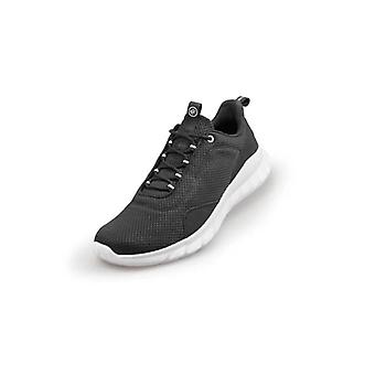 Men's Sports Shoes, Light Breathable Knitting City Running Sneaker For Outdoor