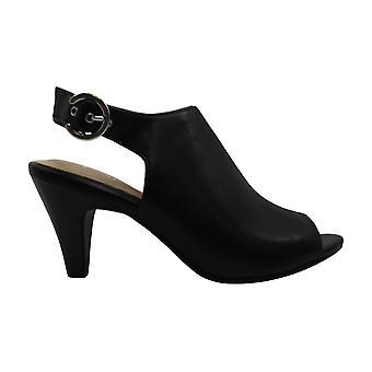 Alfani Womens jalen Fabric Open Toe Ankle Strap Classic Pumps
