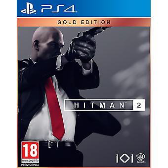 Hitman 2 Gold Edition PS4 Game