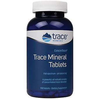 Trace Minerals ConcenTrace Trace Mineral 90 Tabletas