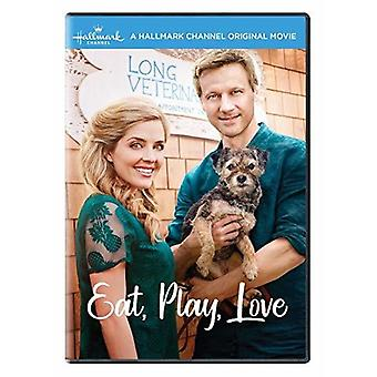 Eat Play Love [DVD] USA import