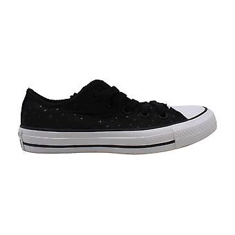 Converse Womens ctas neoprene ox Canvas Low Top Lace Up Fashion Sneakers