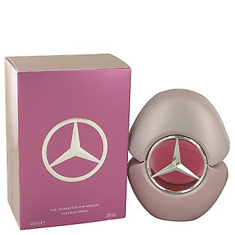 Mercedes Benz Woman von Mercedes Benz EDP Spray 90ml