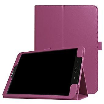 Folio nahkakotelo Samsung Galaxy Tab A8.0 2017 T380 / T385 violetti