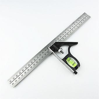 Steel Measuring Tools-aluminium Combination Mobile Square Workshop Hardware