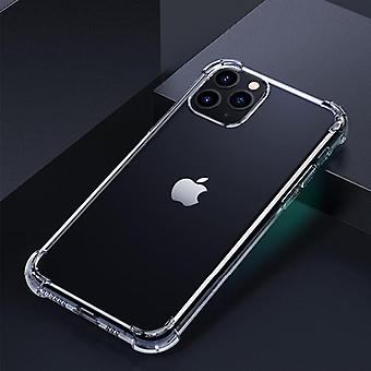 Funda Transparent Shockproof Silicone Case For Iphone Plus Mini Cover Coque