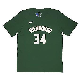 Nike Nba Milwaukee Bucks EZ2B7BCMWBCKGA universal all year boy t-shirt