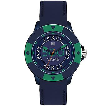 Light time watch poker l147ls