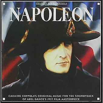 Milan Philharmonic Orchestra / Coppola - Abel Gance's Napoleon [CD] USA import