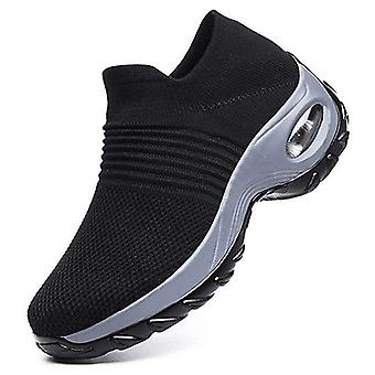 Scarpe da corsa all'aperto, coppie traspiranti soft athletics jogging sneaker