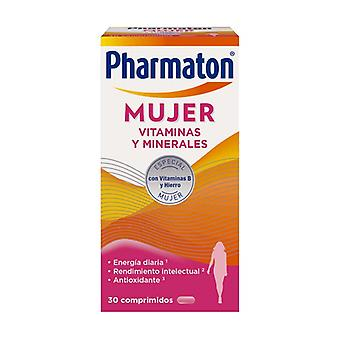 Pharmaton Woman Vitamins and Minerals 30 tablets