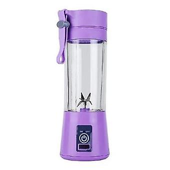 Portable Blender Usb Mixer, Electric Juicer Machine, Smoothie Food Processor