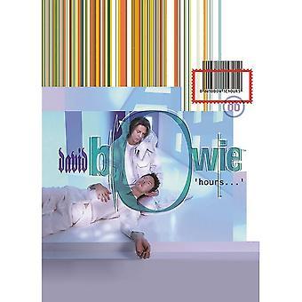 David Bowie Hours Postcard
