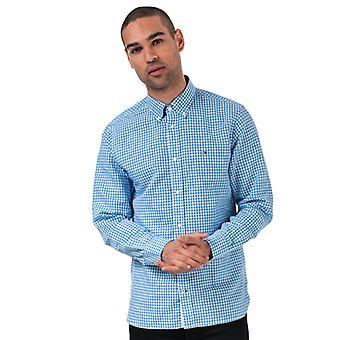 Tommy Hilfiger Gingham Sjekk skjorte i blått