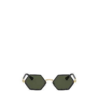Persol PO2472S gold & black unisex sunglasses