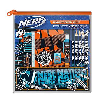 Nerf Nation Bumper Stationery Set