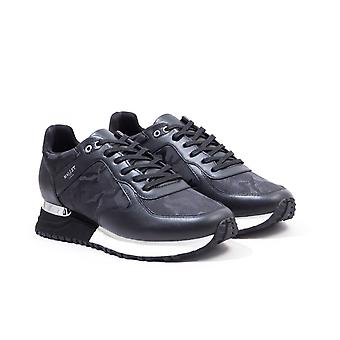 Mallet Lux 2.0 Midnight Black Camo Trainers