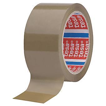 tesa 04089 General Purpose Carton Sealing Tape 48mm x 66m Brown