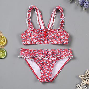 Girls Swimsuit Two Piece