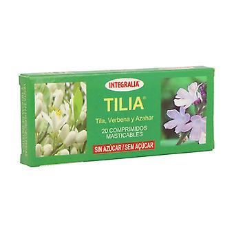 Tilia 20 tablets