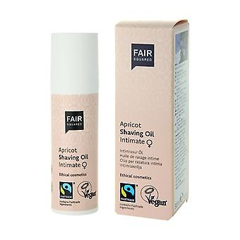 Apricot Intimate Shave Oil 30 ml of oil