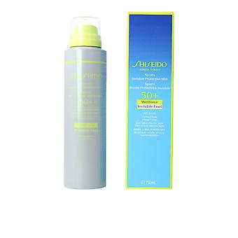 Solskärm Spray Sport Osynlig Shiseido Spf 50 (150 ml)