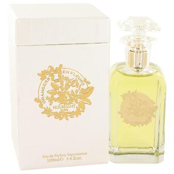 Orangers En Fleurs Eau De Parfum Spray By Houbigant 3.4 oz Eau De Parfum Spray