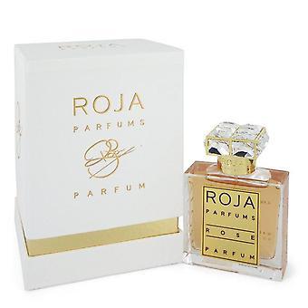 Roja Rose Extrait De Parfum Spray By Roja Parfums 1.7 oz Extrait De Parfum Spray
