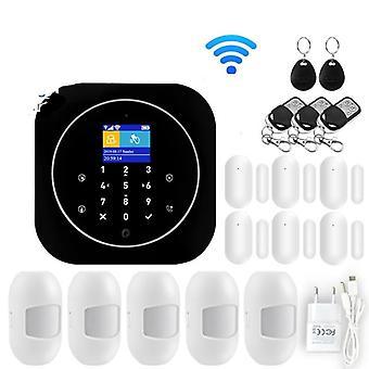 Home Alarm System Wifi Gsm