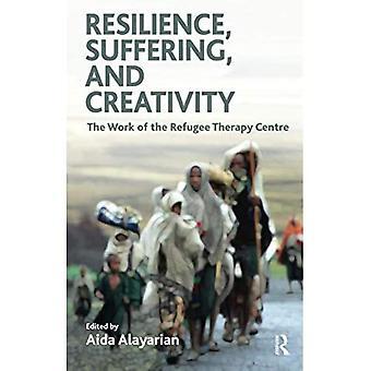 Resilienssi, kärsimys ja luovuus: Pakolaisterapiakeskuksen työ
