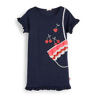 Billieblush girls navy dress u12533/85t