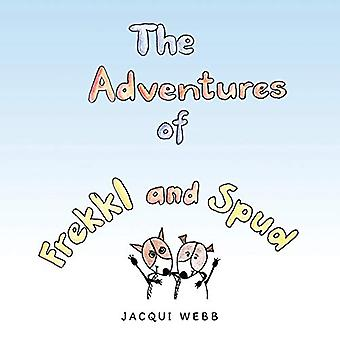 The Adventures of Frekkl and Spud by Jacqui Webb - 9781796006612 Book
