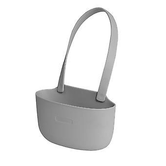 Detachable kitchen sink sponge storage drain basket