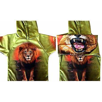 Lion Jungle King Sport Shirt By Mouthman®