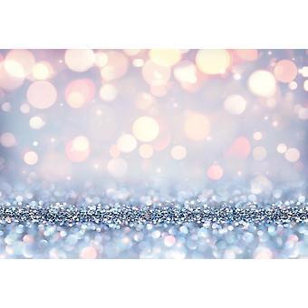Glitter Star Polka Dot Lumina Nunta Ziua de nastere Dragoste Petrecere Baby Copil Fotografie