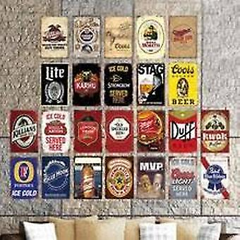 Putuo Decor Guinness Vintage Metal Signs For Bar Pub Club Man Cave