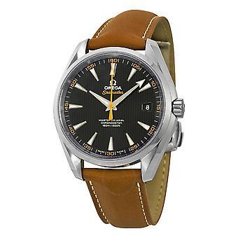 Omega Aqua Terra Master Automatic Black Dial Men's Watch 23112422101002