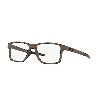 Oakley Chamfer Squared OX8143 07 Satin Lead Glasses