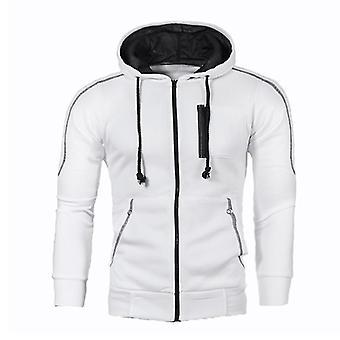 Men Hoodies Jacket, Gym, Sport Running, Sweatshirt, Fitness Bodybuilding