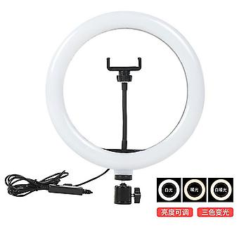Led ring fill light live photography beauty lamp